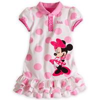 2014 new girls dress Minnie mouse children dress fashion baby kids dress good quality wholesale and retail