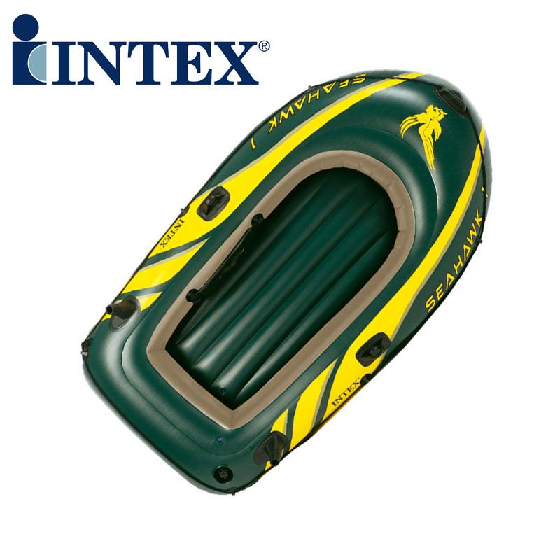 Intex seahawks 2-4 inflatable boat(China (Mainland))