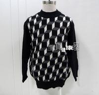38 benkala bkdb016 male child o-neck sweater
