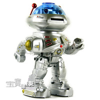Circle infrared intelligent remote control robot 1.5