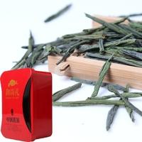 2014 tea liuan guapian new spring tea green tea 50 flavor canned gift tea