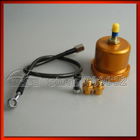 SPECIAL OFFER Hydraulic Drift Handbrake Hand Brake Oil Tank With Oil Line & Fittings Gold