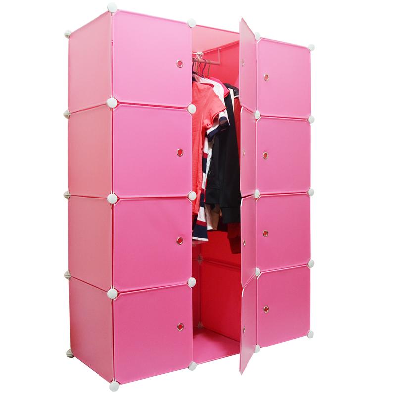 image diy fashion simple wardrobe baby 12 large storage