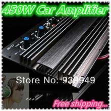 100% аутентичные! 450 W электропитание автомобильный усилитель / активный сабвуфер усилитель / росту моно сабвуфер