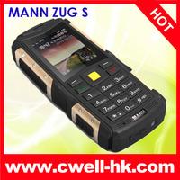 original MANN ZUG S IP67 Cheap minni Waterproof Dustproof Rugged Outdoor Cell Phones Dual SIM 2.0MP Bluetooth MANN ZUG 3 mini