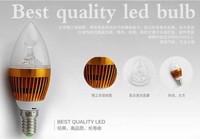 Hot Selling E14 3W LED Bulb 90LM