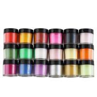 Hot selling 36 pcs New popular Acrylic UV Polish Kit Decorate Manicure Powder Nail Art Set