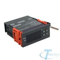 Digital Thermostat Regulator Temperature Controller  probe 12V Control Switch thermometer Controlador de temperatura termometro