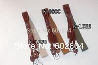 Wholesale! Leather+canvas camera shoulder strap for X-M1 X-A1 RX1 RX1R Leica mini M X Vario M240 hand strap K-106