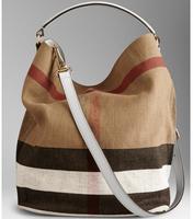 new arrival 2014 women handbag brand genuine leather women shoulder bag leather canvas casual fashion women messenger bags