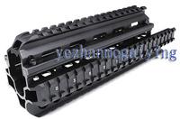 UTG MNT-HGSG39 SAIGA RIFLE QUAD RAIL FOR 7.62X39/.223 With Covers -Free shipping