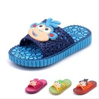 2014 children's summer shoes slippers girls sandals cartoon child  breathable sandals for boys kids sandals girls boy summer