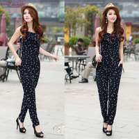 Tian Yi New Fashion Korea Slim models strap jumpsuit casual loose women