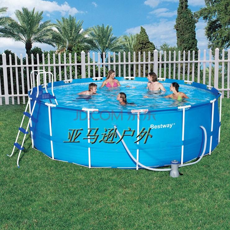 Ultralarge montagem piscina tipo adulto inflável piscina infantil piscina pesca aquário bebê(China (Mainland))