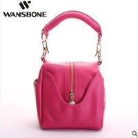 free shipping Expo  candy color one shoulder cross-body portable mini women's handbag