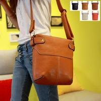 New 2014 women messenger bags desigual brand leather handbag vintage fashion shoulder cross body brown small bag handbags
