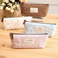 Min. order is $15 (mix order) 756 canvas pencil case