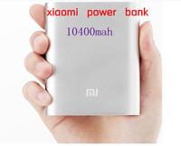 1set Original 10400mAh xiaomi Power bank ,Real capacity XIAOMI power bank,Portable XIAOMI power bank for mobile phone+cable+box