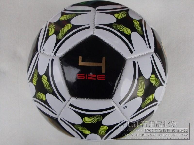 2014 Brazil World Cup 4 4 sewing machine football high quality pvc football teenage football(China (Mainland))