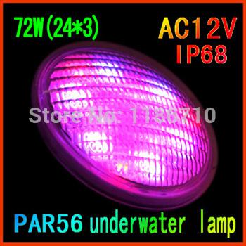 The new 2014 Single light color ip68 LED Swimming pool light 12V luz de la piscina