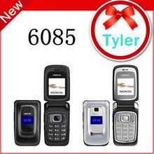 Original Unlocked Nokia 6085 cheap 2G GSM Quad band Mobile Phone,Free shipping