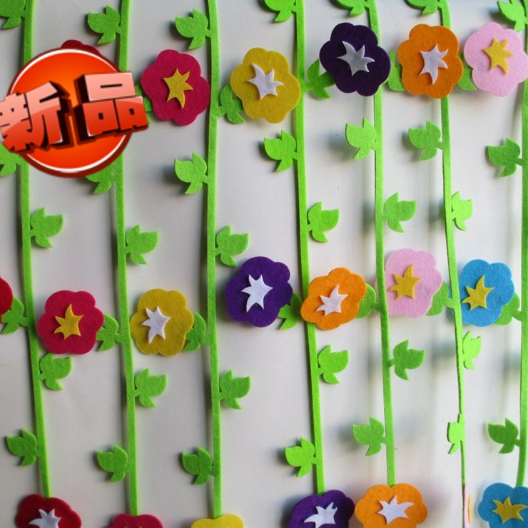 flower-wall-door-sticker-children-room-decoration-baby-birthday ...