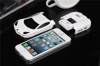 Free shipping 3D Fashion PC Hard Case Sport Racing Car Design Protective Cool Case Cover for iPhone 5 5s without retail packing