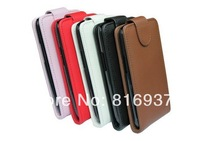 For Galaxy s3 Case Leather Flip cover pouch for Samsung Galaxy S3 i9300  Galaxy S4  Factory Price free shipping Dropshipping 1pc