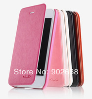 Luxury Flap Leather Skin Case Cover for Apple iPhone 5c / New iPhone