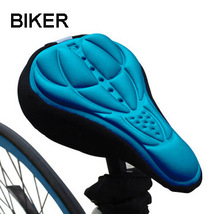 Wholesale moutain bike bicycle cycling silica GEL pad cusion mat