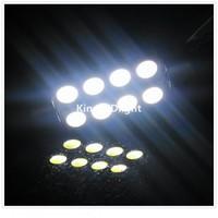 Hot selling! Free Shipping! 10pcs Car LED Festoon 41mm 8 SMD Festoon 5050 LED Dome Light Automobile Bulbs Lamp