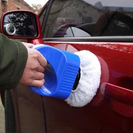 Polishing machine car waxing machine 12v gloss seal for car paints machine car body(China (Mainland))