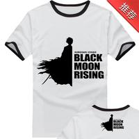 2014 New Design Men's T-Shirts Men T-shirt short-sleeve wood-decaying white bleach 100% cotton clothes male