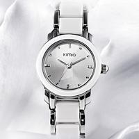 Women's watch girls fashion lady brief the trend of the ceramic watch Women quartz watch