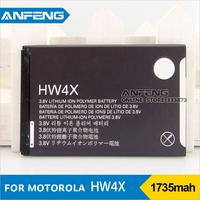 OEM Battery HW4X Battery 3.7V Li-ion 1735hAm For Motorola MB865 ME865 XT550 XT553 XT788 MT788 XT865 XT875 XT928 Mobile Phone