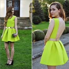 popular halter dress