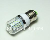 5pcs/lot New Arrival E27 9W no dimmer Support Warm White / White 3014 SMD 78LEDS Light Bulb Lamp Energy Saving 12V 14V 24V
