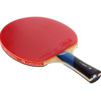 TIMO BOLL 6 double table tennis ball table tennis racket table tennis blade pingpong table tennis bat longhandle shakehand