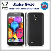 JIAKE G910 Dual Core Smartphone Android 4.2 MTK6572 5.0 inch Dual Camera Bluetooth XSJ0158