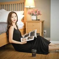 Styleberry women's 2014 fashionable casual sleeveless one-piece dress