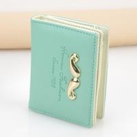 New Women Card Coin MONEY holder Wallet PU Leather HANDBAG Clutch Purse Bag