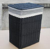 Laundry basket rattan willow laundry basket laundry basket laundry basket dirty clothes basket clothing storage basket