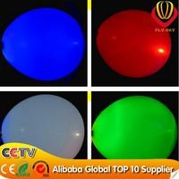 80 pcs/Lot, Free Shipping, Led Latex Light Flashing Balloons, PartyBalloons, Wedding Decoration