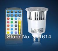 5W RGB LED Spotlights in Light & Lighting GU10 RGB LED