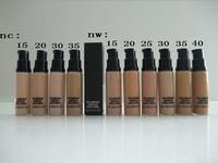 Free Shipping 10 Piece Professional Concealer Studio Base Highlighter Primer Studio finish base makeup liquid Concealer