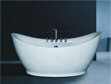 B540 projeto especial banheira de imersão banheira / banheira profunda cor branca autônomo banheira de hidromassagem(China (Mainland))