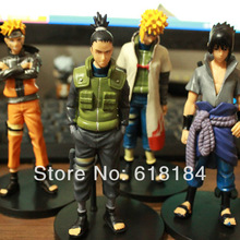 popular naruto action figures set