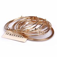 Fashion fashion accessories all-match cross bracelet female male lovers jewelry