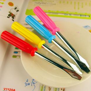 1 PCS Screwdriver pen unique style pen ballpoint pen stationery supplies fresh(China (Mainland))