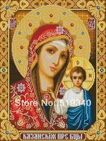 Free Ship Goddess religion Inlaid Diy Diamond painting diamond decorative resinstone square diamond painting full set unfinish